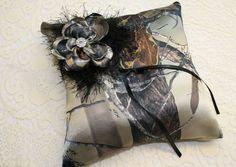 Ringbearer+Camouflage+Pillow++Camo+Wedding++by+IDoDoodads+on+Etsy,+$24.95