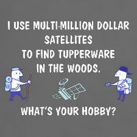 adventur, geek, camp, geocaching quotes, stuff, funni, outdoor, random, hobbi