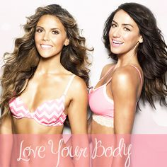 Where to find your daily challenges and Love Your Body Series!