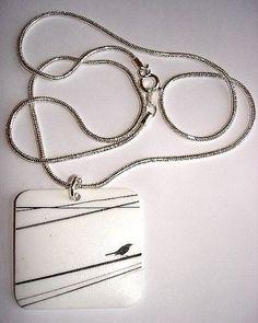 Shrink necklace