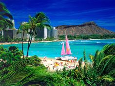 Hawaii, it's been about 15 years. Time to go back!