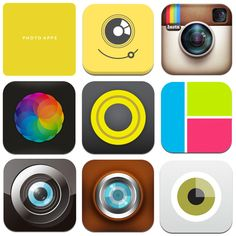 Marcy's favorite iPhone apps for photos.