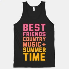 Best Friends, Country Music   Summer Time | HUMAN