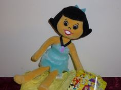 Collectible Vintage Betty Rubble of by TrueColorsBoutique on Etsy, $15.00