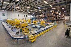 This state-of-the-art #warehouse is #designed by the #WareMalcomb team.