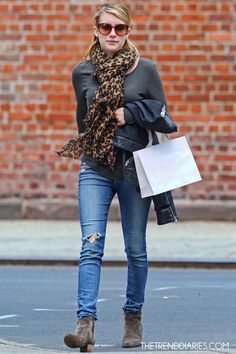 Emma Roberts out in New York City, New York - May 4, 2012