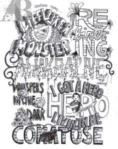 Skillet song lyrics  Monster Rebirthing Awake and Alive Hero Whispers in the Dark Comatose