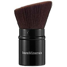 bareMinerals - Precision Face Retractable Brush  #sephora