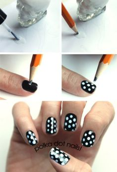 perfect polka dots! ;)