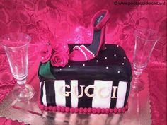 Shoes Cake di Peccati di dolcezze