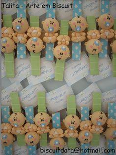 Lembrancinhas de maternidade by Biscuit da Ta, via Flickr
