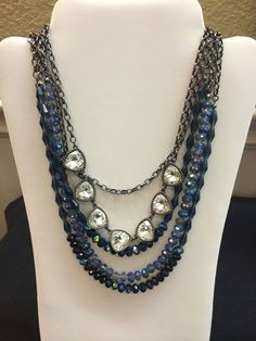 Montana necklace from #premierdesigns 2014 Christmas Collection