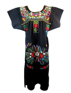 Amazon.com: Leos Mexican Imports Mexican Dress Puebla: Clothing.  It's about time for a new one.