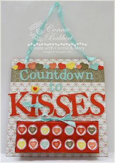 cute valentine's countdown