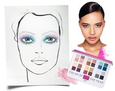 Get this transfixing look using this year's #Sephora + Pantone Color of the Year, Radiant Orchid - read more on the Glossy!