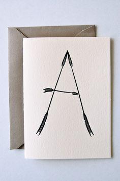Arrow A