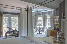 Hampton Showhouse by celerie whole room