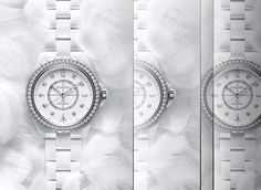 CHANEL J12 White Collection
