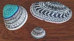 △ hand painted sea shells  △
