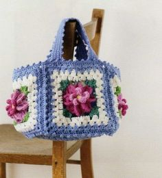 Crochetpedia: Crochet purse
