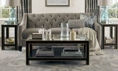 "Chloe Fabric Velvet Metro Living Sofa, 76""W x 36""D x 34..."