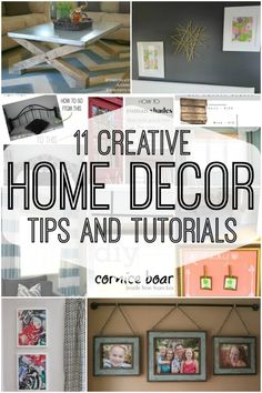 11 Creative Home Dec