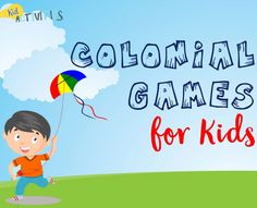 Colonial Games For K