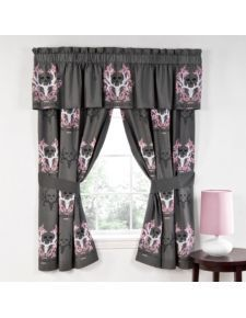 Bone Collector Pink Valance