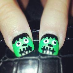 Nails by Wendy Scott @wendypop5 Embedded image permalink