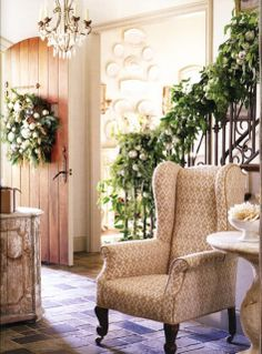 Ivy Clad: Calm and Light or Eclectic and Bright