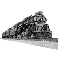 Lionel Trains Polar Express Train Set from Amazon