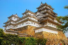Himeji Castle, Japan favorit place, japanes castl, himeji castl, architectur, white, castl japan, castles, travel, himejicastl