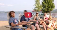 """This rendition of Pharrell's hit song """"Happy"""" comes from campers and staff at Deaf Film Camp 2014 at Camp Mark Seven."""