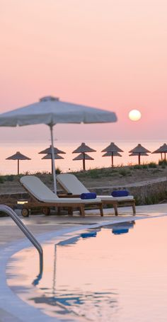 Get away from it all in #Greece.