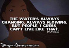Pocahontas | 16 Shockingly Profound Disney Movie Quotes