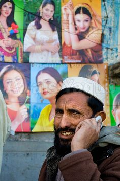 The posters. Pakistan