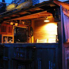 Build a Backyard Tiki Bar (Step-by-Step Plans!)