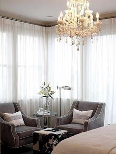 Small bedroom & Little Sitting Area Layout decor, chair, small bedrooms, bedroom seating area, sitting rooms, master bedrooms, sitting areas, seating areas, sit area