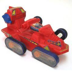 Attack Trak vehicle