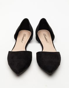 Studio Flats In Black, only $38!
