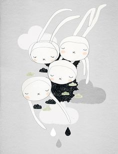 Fifi Lapin #illustration