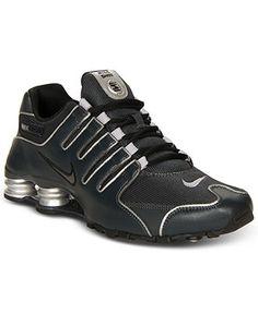 Nike Men's Shoes, Nike Shox NZ Sneakers from Finish Line - All Men's Shoes - Men - Macy's