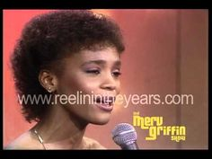 ▶ Whitney & Cissy Houston- Duet Medley (Merv Griffin Show 1983) - YouTube