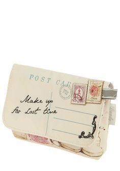 Through the Post Clutch, #ModCloth