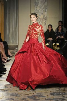 #Vintage Oscar de la Renta Ball gown  red dresses #2dayslook #new #dresses #nice  www.2dayslook.com