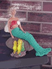 pattern, mermaid outfit