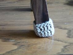 Chair socks...why on earth have I never thought of this?!