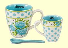 Mommy and Me Mug Sets