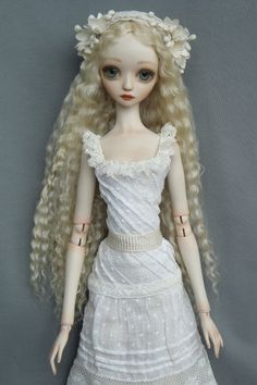 Alina - Porcelain ball jointed doll BJD