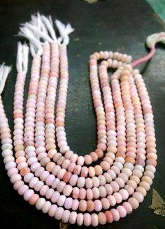 6-8 mm Peruvian faceted strands www.etsy.com/thebeadnikdivas